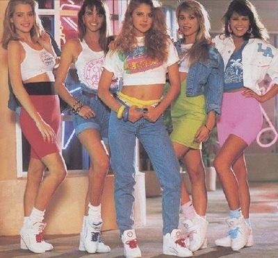 1980s Fashion 1950s 1990s